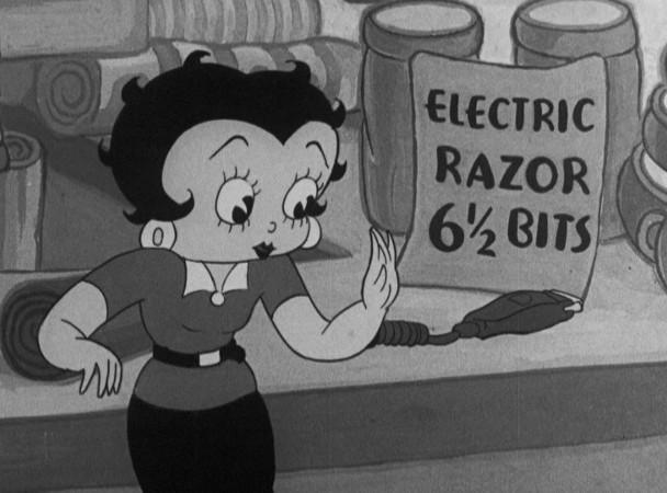 Electric Razor: 1010001¢